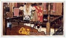 adv001719 - Elsie the Cow The Famous Borden Cow Advertising Post Card Post Card