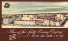 adv001728 - Jos. Schlitz Brewing Company Advertising Post Card Post Card