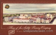 adv001729 - Jos. Schlitz Brewing Company Advertising Post Card Post Card