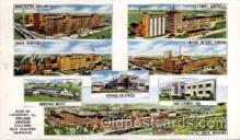 adv001777 - Kellogg Company Manufacturing Plants Advertising Post Card Post Card