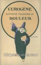adv001838 - Curogene Supprime Toujours La Douleur Advertising Postcard Post Card