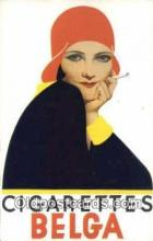 adv001843 - Cigaretes Belga Advertising Postcard Post Card