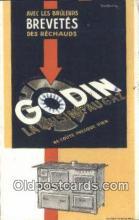 adv001844 - Avec Les Bruleurs Brevetes Des Rechauds Advertising Postcard Post Card