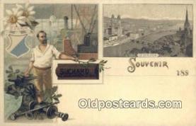 adv001863 - Suchard  Advertising Postcard Post Card
