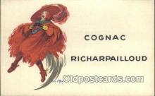 adv001870 - Cocgnac Richarpailloud Advertising Postcard Post Card