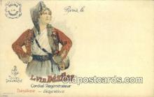 adv001871 - Levin Destiles  Advertising Postcard Post Card