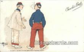 adv001879 - Chocolat Louit Advertising Postcard Post Card