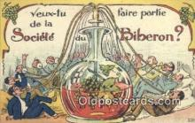 adv001881 - Societe Du Biberon Advertising Postcard Post Card