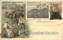 adv001891 - Cacao Suchard Advertising Postcard Post Card