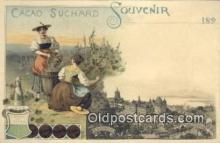 adv001894 - Cacao Suchard Advertising Postcard Post Card