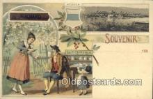 adv001907 - Suchard  Advertising Postcard Post Card