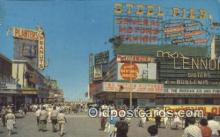 adv001908 - Atlantic City, NJ USA Advertising Postcard Post Card