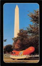 adv002039 - Oscar Mayer Wienermobile Advertising Postcard Post Card