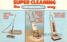 adv002097 - Super Cleaning Electrolux Advertising Postcard Post Card
