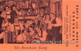 Brauhaus Gang, Rudis & Maxls Brauhaus