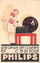 adv002351 - Advertising Postcard - Old Vintage Antique