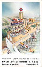 adv002382 - Advertising Postcard - Old Vintage Antique