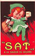 adv002400 - Advertising Postcard - Old Vintage Antique