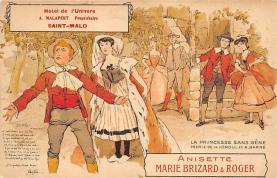 adv002468 - Advertising Postcard - Old Vintage Antique