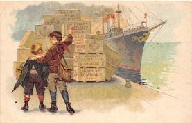 adv002469 - Advertising Postcard - Old Vintage Antique