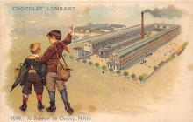 adv002471 - Advertising Postcard - Old Vintage Antique