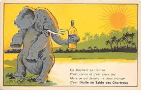 Un Elephant ca Trompe