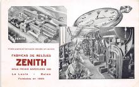 Fabricas De Relojes Zenith