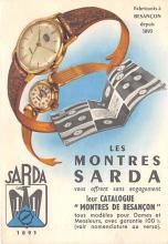 Les Montres Sarda