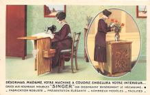 adv002551 - Advertising Postcard - Old Vintage Antique