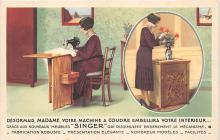 adv002552 - Advertising Postcard - Old Vintage Antique