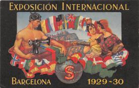 Exposicion Internacional Barcelona 1929-30