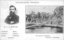 Explorateurs Francais, 1906 Exposition Coloniale Paris