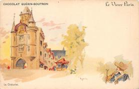 adv002580 - Advertising Postcard - Old Vintage Antique