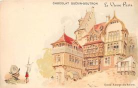 adv002581 - Advertising Postcard - Old Vintage Antique