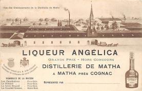 adv002587 - Advertising Postcard - Old Vintage Antique