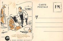 adv002588 - Advertising Postcard - Old Vintage Antique