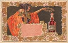 adv002589 - Advertising Postcard - Old Vintage Antique