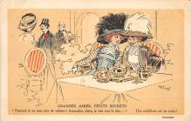 adv002591 - Advertising Postcard - Old Vintage Antique