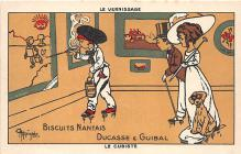 adv002596 - Advertising Postcard - Old Vintage Antique