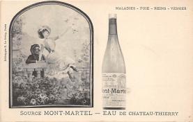 Source Mont Martel Eau de Chateau Thierry