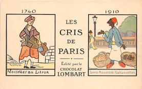 adv002613 - Advertising Postcard - Old Vintage Antique