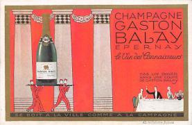 Champagne Gaston Balay Epernay