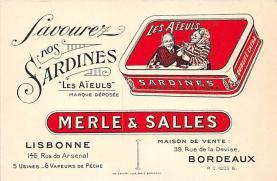 adv002644 - Advertising Postcard - Old Vintage Antique