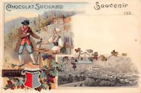 adv002645 - Advertising Postcard - Old Vintage Antique