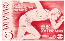 Reproduction Pan American Games