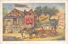 adv002661 - Advertising Postcard - Old Vintage Antique