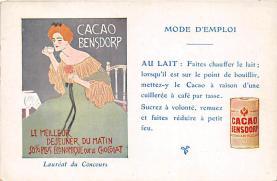 adv002671 - Advertising Postcard - Old Vintage Antique
