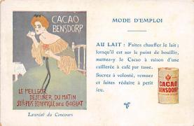 adv002672 - Advertising Postcard - Old Vintage Antique