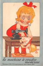 adv002683 - Advertising Postcard - Old Vintage Antique