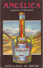 Angelica Liqueur Stimulante